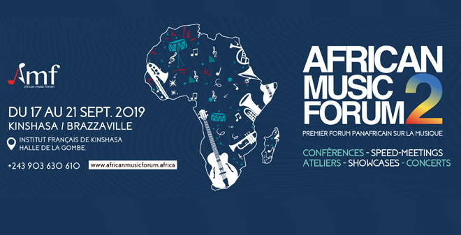 AFRICAN MUSIC FORUM, 2E ÉDITION