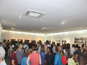 Vernissage de l'exposition
